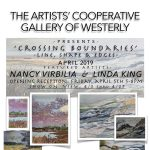 "The Artists' Cooperative Gallery of Westerly: ""Crossing Boundaries"""