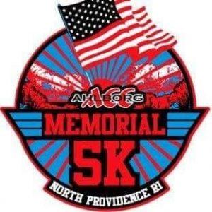 North Providence Ahlborg Memorial Day 5K