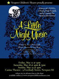 """""""A Little Night Music"""""""