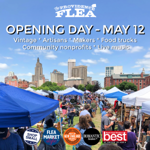 Providence Flea - May 12 Opening Day!