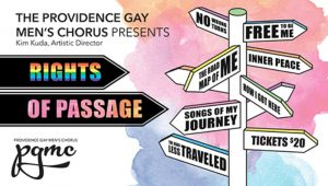 RIGHTS OF PASSAGE Presented by The Providence Gay ...