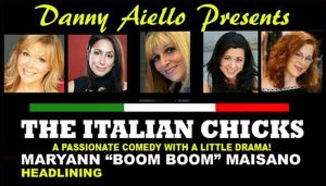 THE ITALIAN CHICKS Presented by C2 Communications
