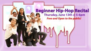 Beginner Hip-Hop Recital