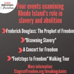 A Living History Walking Tour of Slavery & Abolition in Providence