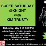 Super Saturday at Knight