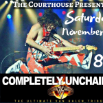 COMPLETELY UNCHAINED: THE ULTIMATE VAN HALEN TRIBUTE