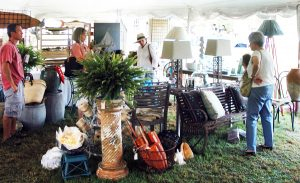 Little Compton Antiques Festival Preview Party