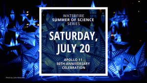 WaterFire Full Lighting - Saturday, July 20th