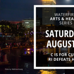WaterFire Full Lighting - Saturday, August 3rd