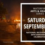WaterFire Full Lighting - Saturday, September 14th