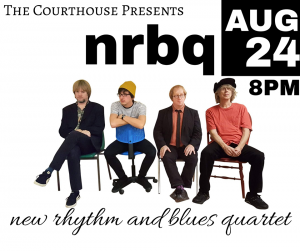 NRBQ at The Courthouse