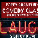 Learn Stand Up Comedy with Poppy!