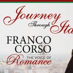 FRANCO CORSO LIVE – A JOURNEY THROUGH ITALY with guest comedian Paul D'Angelo