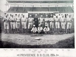 Ghosts of Messer Street: The Providence Grays, 187...