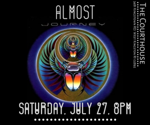 Almost Journey – Journey Tribute Band
