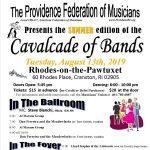 SUMMER 2019 Cavalcade of Bands Dance