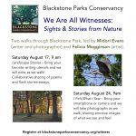 Landscape Stories