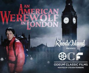 RI MONTHLY PRESENTS ODEUM CLASSIC FILMS: AN AMERIC...