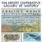Artists' Cooperative Gallery of Westerly presents Coming Home Envisioning Peace