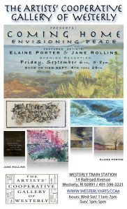 Artists' Cooperative Gallery of Westerly presents ...