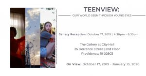 TeenView: Our World Seen Through Young Eyes