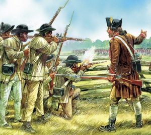'They Were Good Soldiers' African-Americans Serving in the Continental Army, 1775-1783