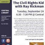 The Civil Rights Kid with Ray Rickman