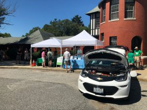 National Drive Electric Week - Providence