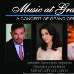 Music At Grace: A Concert of Grand Opera