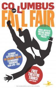 Columbus Theatre Fall Fair and Public Tours