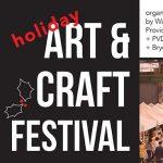 WaterFire Holiday Art & Craft Festival