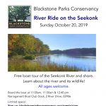 RiverRide on the Seekonk