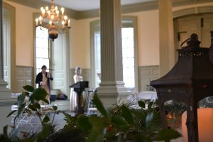 Holiday Lantern Tours with the Newport Historical Society