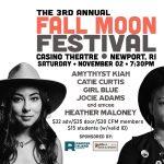 3rd Annual Fall Moon Festival