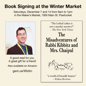 Book Signing by Mark Binder