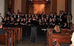 James F. Burgess, Jr Memorial Concert