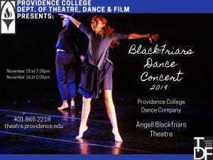 Blackfriars Dance Concert