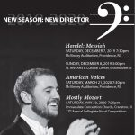 Handel's Messiah as performed by the Rhode Island Civic Chorale and Orchestra