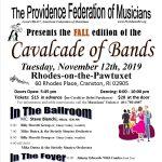 FALL 2019 Cavalcade of Bands Dance