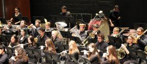 Generations United: RI Phil Music School's Youth Symphonic Wind Ensemble joins RI Wind Ensemble