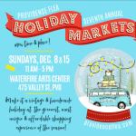 Providence Flea Holiday Markets!