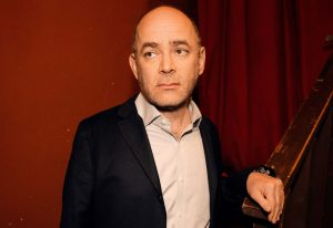 ODEUM COMEDY PRESENTS: TODD BARRY