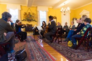 The King's Alchemist - Chamber Music by Beamish, Mozart and Dohnanyi