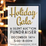 Artists' Exchange's annual Holiday Gala & Silent Auction Fundraiser