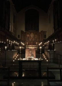 The Great O Antiphons and Choral Compline for Advent