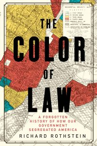 Racial Justice Book Discussion: The Color of Law
