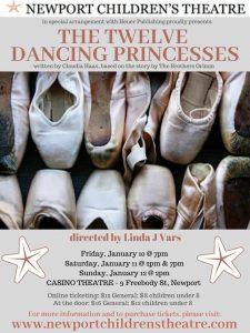 """""""The Twelve Dancing Princesses"""""""