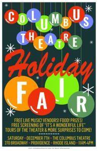 Holiday Fair, Public Tours & Film Screening