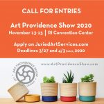 CALL FOR ENTRIES - Art Providence Show 2020