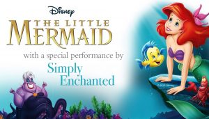 THE LITTLE MERMAID with a special performance by S...